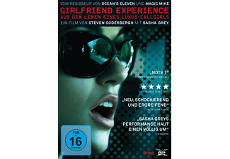 Girlfriend Experience - (DVD)