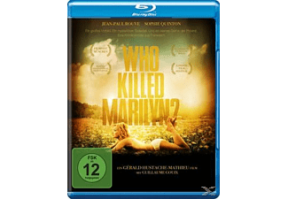 WHO KILLED MARILYN? [Blu-ray]