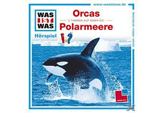 WAS IST WAS: Orcas / Polarmeere - (CD)