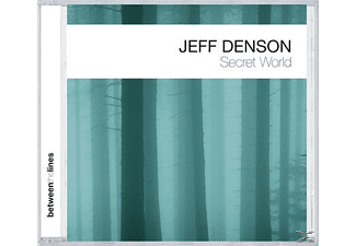 Jeff Denson - Secret World - (CD)
