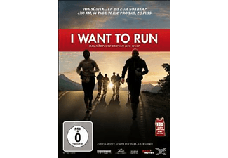 I WANT TO RUN [DVD]