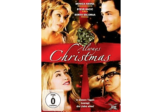 ALWAYS CHRISTMAS [DVD]