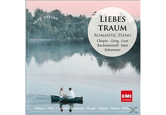 Various - LIEBESTRAUM - ROMANTIC PIANO INSPIRATION [CD]