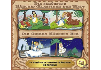 Various - Grimms Märchen - Box Set - (CD)