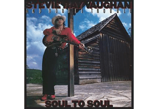 Stevie Ray Vaughan - Soul To Soul - (Vinyl)