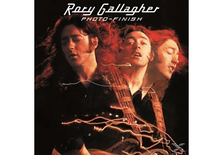 Rory Gallagher - Photo-Finish (Remastered) - (Vinyl)