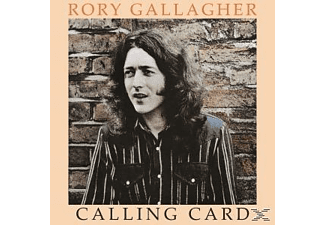 Rory Gallagher - Calling Card - (Vinyl)