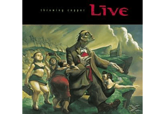 Live - Throwing Copper - (Vinyl)