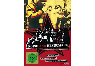 NOISE AND RESISTANCE - (DVD)