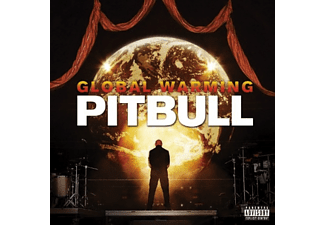 Pitbull GLOBAL WARMING Pop CD