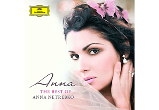 Anna Netrebko - ANNA - THE BEST OF ANNA NETREBKO [CD]