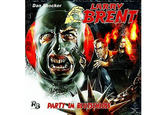 Larry Brent 04: Party im Blutschloß - 1 CD - Horror