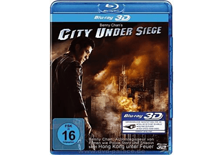 City Under Siege 3D-Edition [3D Blu-ray]