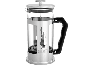 BIALETTI 3160 French Press Preziosa Espressokocher Silber