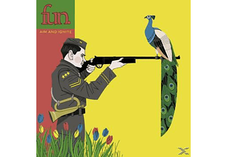 Fun. - Aim And Ignite [CD]