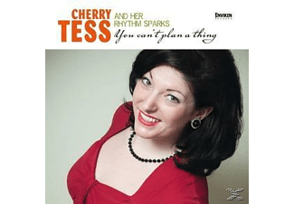Cherry & Her Rhythm Sparks Tess - You Can't Plan A Thing [CD]