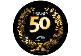 VARIOUS - Media Records Germany 50 - (Vinyl)