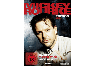 Mickey Rourke Edition [DVD]