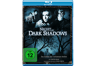 Night of Dark Shadows - Das Schloss der verlorenen Seelen [Blu-ray]