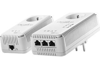 DEVOLO 1825 dLAN® 500 AV Wireless+ Starter Kit Powerline