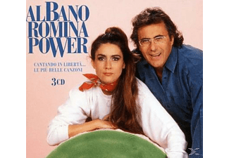 Romina Power, Al Bano - Cantando In Libertad - (CD)