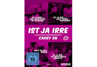 Ist ja irre - Carry On - Vol. 2 [DVD]