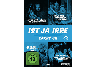 Ist ja irre - Carry On - Vol. 3 [DVD]