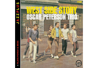 Oscar Trio Peterson - West Side Story (+Plays Porgy & Bess) [CD]