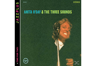 Anita O'Day, The Three Sounds, Cal Tjader - And The Three Sounds (+Time For Two) [CD]