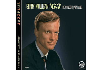 Gerry Mulligan - The Concert Jazz Band '63 [CD]