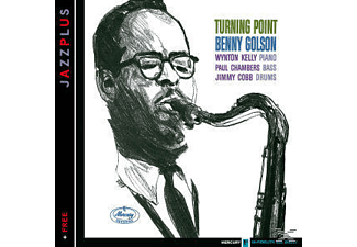 Benny Golson - Turning Point [CD]