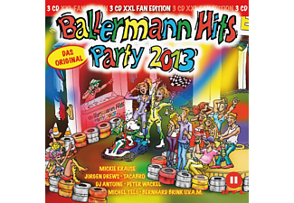 Various - Ballermann Hits Party 2013 [CD]