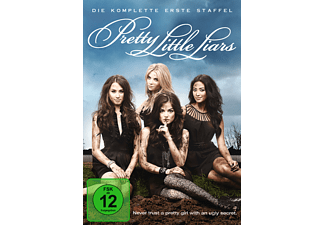 Pretty Little Liars - Die komplette 1. Staffel [DVD]