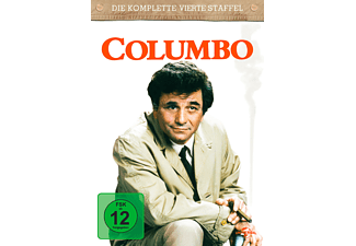 Columbo - Staffel 4 [DVD]