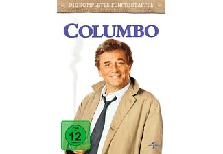 Columbo - Staffel 5 [DVD]