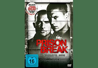 Prison Break – Die komplette Serie - (DVD)