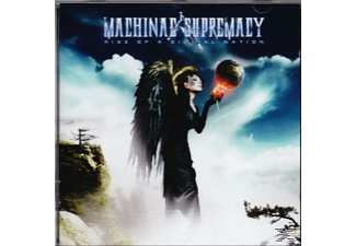 Machinae Supremacy - Rise Of A Digital Nation - (CD)
