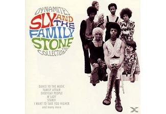 Sly, The Family Stone - Dynamite! The Collection [CD]