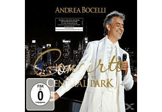 Andrea Bocelli - Concerto:One Night In Central Park (Ltd.Deluxe) - (CD + DVD Video)