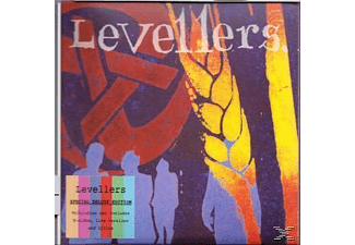 The Levellers - Levellers (Deluxe Edition) [CD]