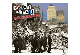 Cockney Rejects - East End Babylon [CD]