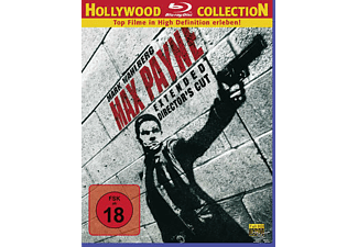 Max Payne Director's Cut Action Blu-ray