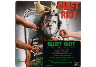 Quiet Riot - Condition Critical (Lim.Collector's Edition) [CD]