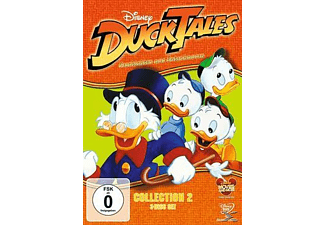 Ducktales - Geschichten aus Entenhausen Collection 2 [DVD]