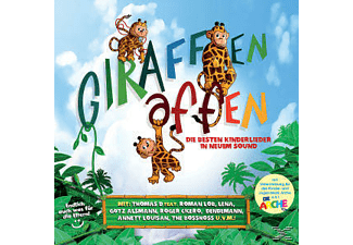 Various GIRAFFENAFFEN Pop CD