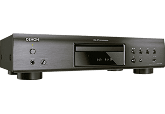 DENON DCD-720AEBKE2, CD Player, Schwarz