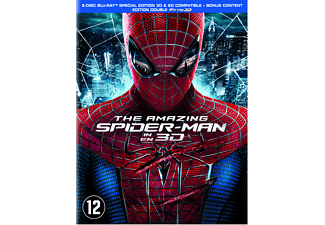 The Amazing Spider-Man 3D | 3D Blu-ray