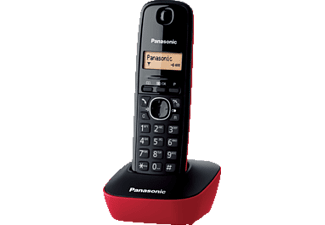 PANASONIC KX-TG1611 Red