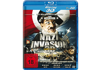 Nazi Invasion 3D [3D Blu-ray]