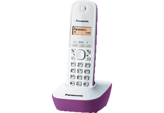 PANASONIC KX-TG1611 Purple